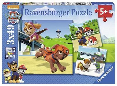 Ravensburger 09239 - Paw Patrol auf vier Pfoten,Puzzle