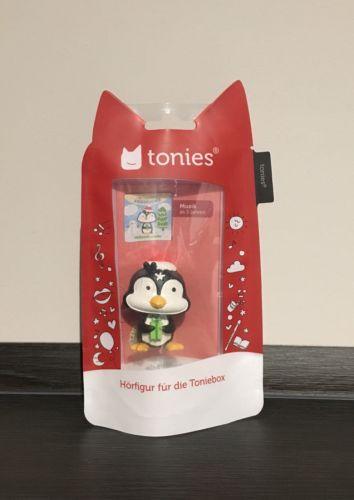 Tonie Pinguin Weihnachtslieder Tonies für Toniebox Neu OVP Lieder