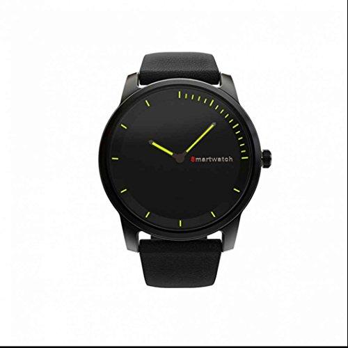 Smartwatch Armbanduhr Schrittzähler SmartWatch Sedentary Remindser anti lost Fitness Tracker für IOS Android