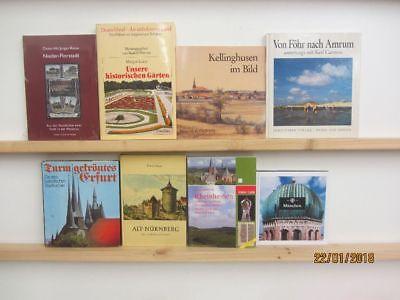 37 Bücher Deutschland Dokumentationen Reiseberichte Historien Chroniken