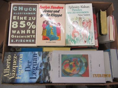 43 Bücher Hardcover Romane Sachbücher verschiedene Themen Paket 2