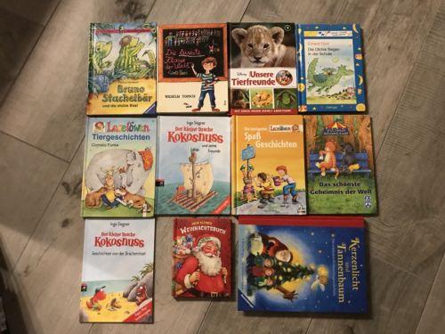 Kinderbücher Paket 4