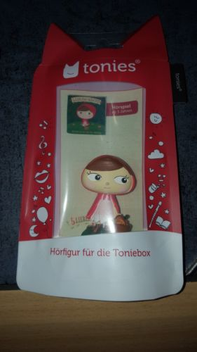 Tonie Rotkäppchen 5 Lieblingsmärchen Märchen neu Tonies Hörspiel  Hörfigur