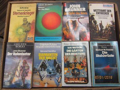 104 Bücher Romane Science Fiction Romane