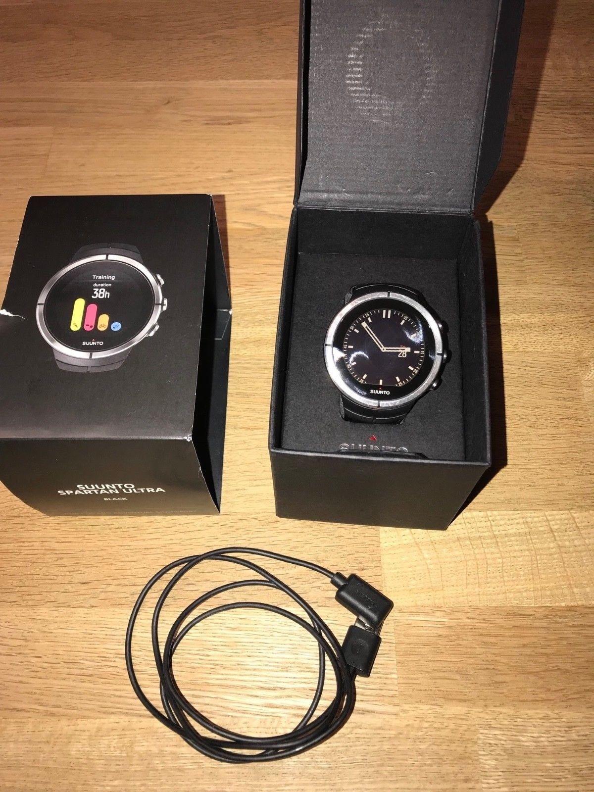 SUUNTO Multisport GPS-Uhr