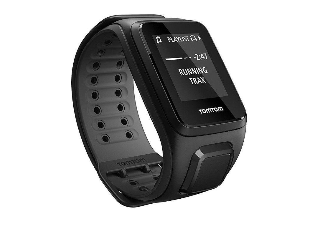 TomTom Runner 2 Cardio + Music GPSSportuhr Herzfrequenz Fitnessuhr Gr. L