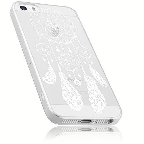 mumbi Schutzhülle iPhone SE 5 5s Hülle im Traumfänger Design