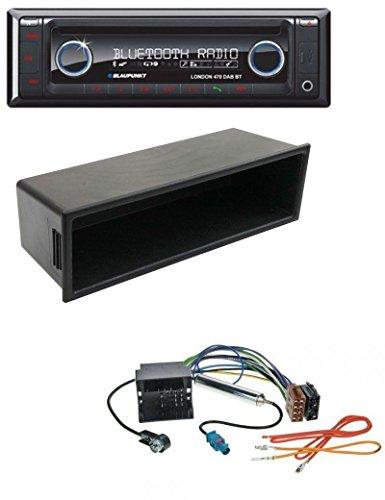 Blaupunkt London 470 DAB BT USB DAB MP3 CD Bluetooth Autoradio für VW Polo Lupo Fox Passat T5