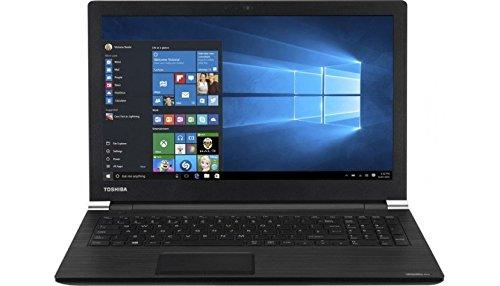 Toshiba PS585E-003006GR 39,62 cm (15,60 Zoll) A50-D-10X Notebook (Intel Core i5, 8GB RAM, Win 10) schwarz