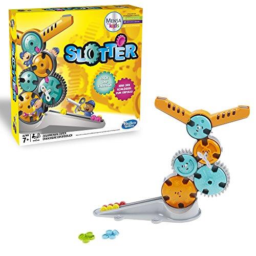 Hasbro Spiele 00123398 - Slotter, Kinderspiel