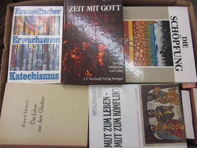 71 Bücher Theologie Religion Kirchengeschichte christliche Bücher