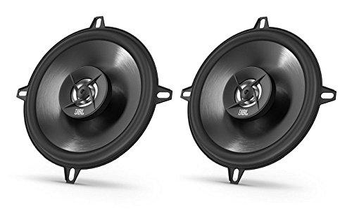 JBL Lautsprecher STAGE502 13cm 210 Watt inkl Einbauset für Dacia Sandero alle Türen vorne und hinten