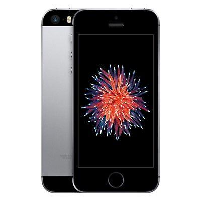 Apple iPhone SE 32GB space-grey iOS Smartphone Handy ohne Vertrag LTE/4G WOW!