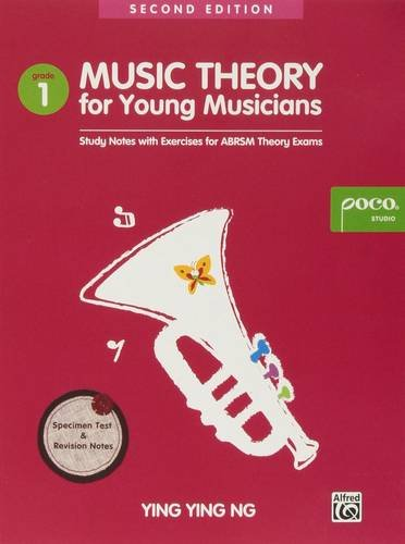Music Theory For Young Musicians: Grade 1 (Poco Studio Edition, Band 1)