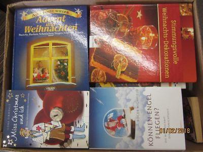 53 Bücher Weihnachten Advent Christfest weihnachtliche Bücher Weihnachtsbasteln