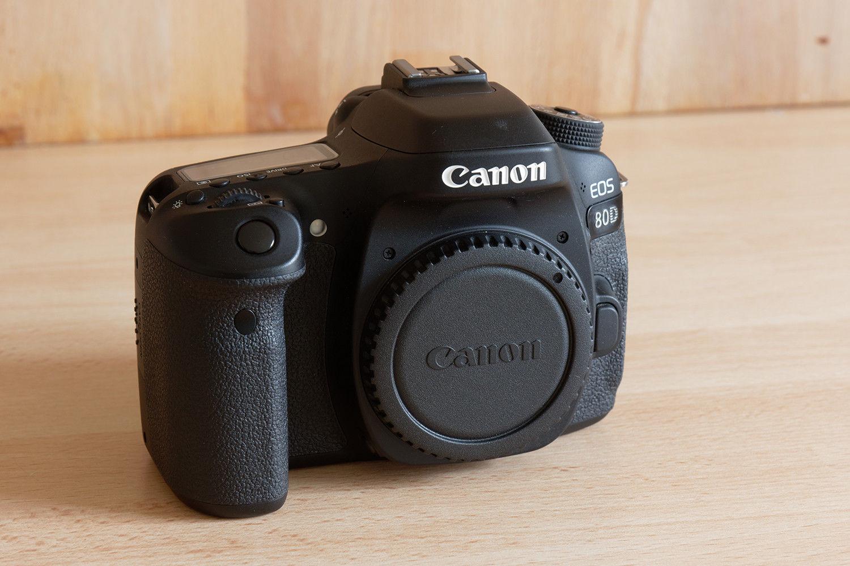 Canon EOS 80D - Neuwertig (1399 Auslösungen)!!!