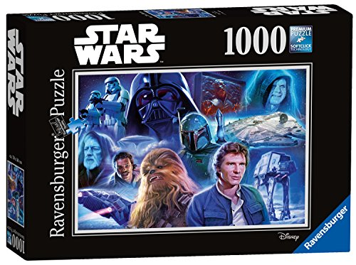 Ravensburger 19764 - Star Wars Collection 2 Puzzle