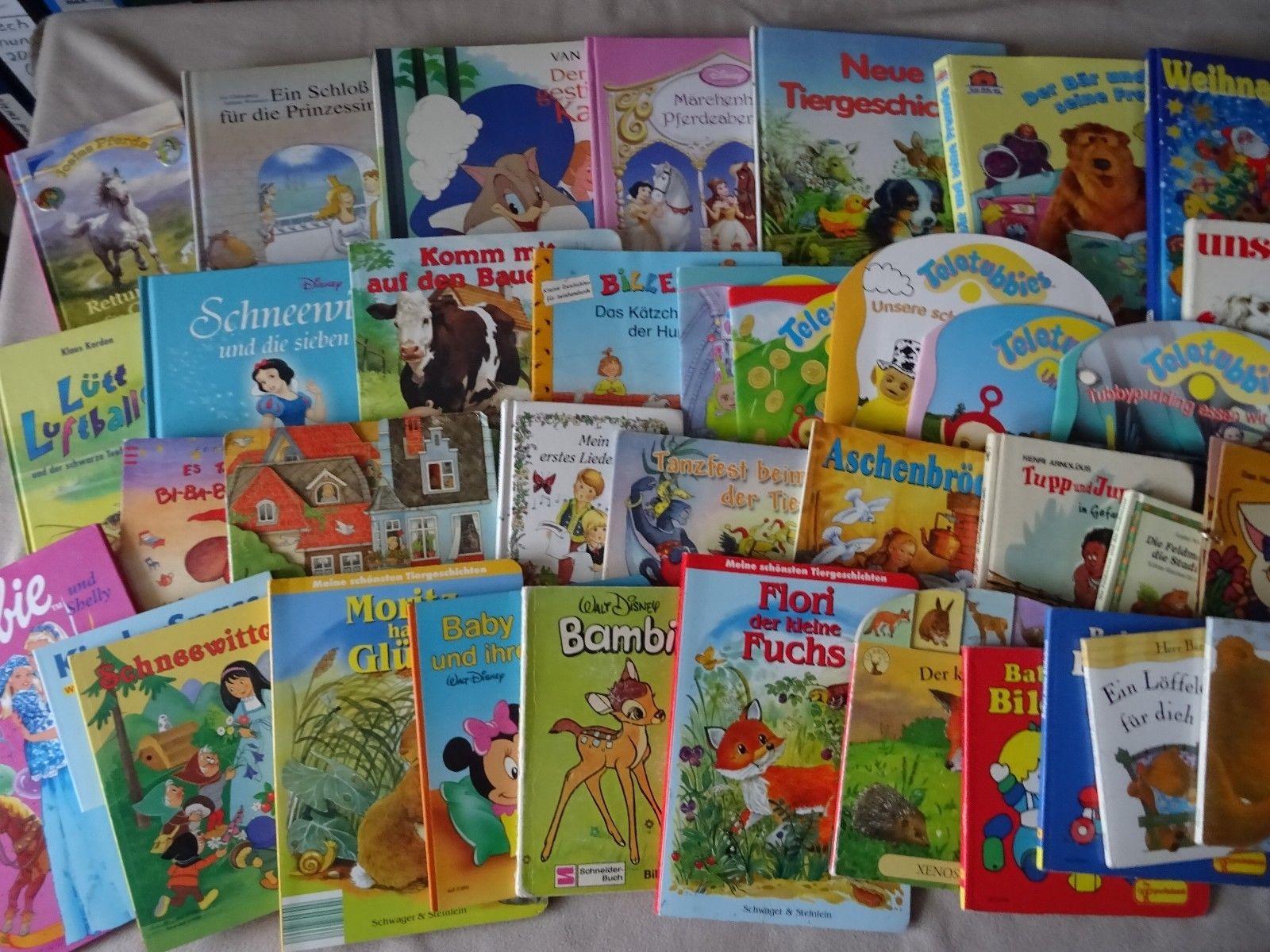 45 Kinderbücher  Bücher Paket Mädchen