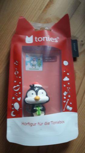 Tonies Pinguin Rarität neu OVP Toniebox Tonie Weihnachten