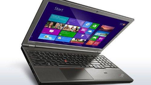 Lenovo Thinkpad T540p i5 2,6 8,0 15 1366 x 768 HD Ready 500 SSD WLAN BL Win10Pro (Zertifiziert und Generalüberholt)