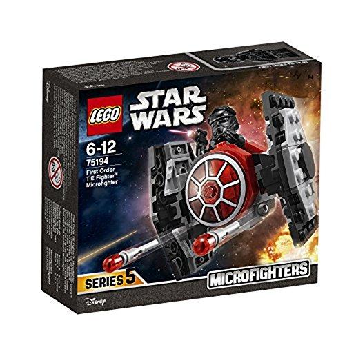 LEGO Star Wars 75194 - First Order TIE Fighter Microfighter, Spielzeug