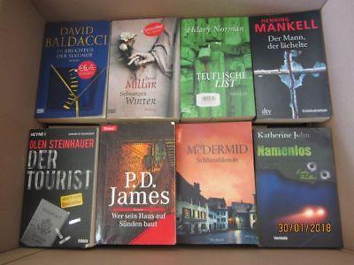 46 Bücher Romane Krimi Thriller Psychothriller  Top Titel Bestseller