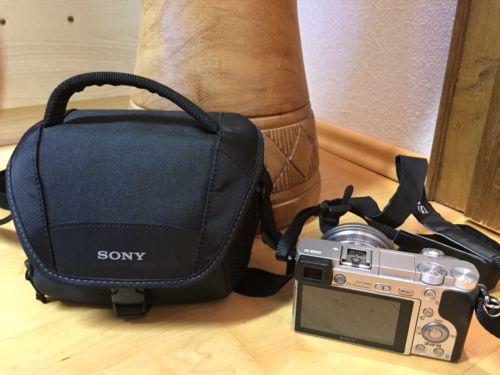 Sony Alpha ILCE-6000L + E PZ 16-50mm F3.5–5.6 OSS