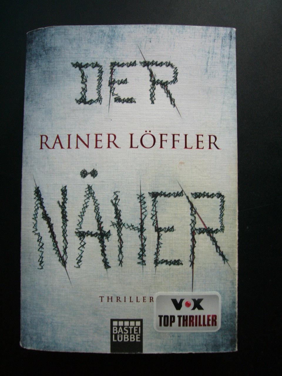 (12) Thriller-Taschenbuch: