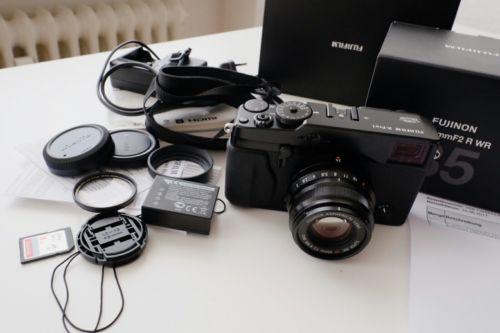 Fuji-X Pro1mit Fujinon XF 35mm F2 (Obejktiv mit 17 Mon Restgarantie)