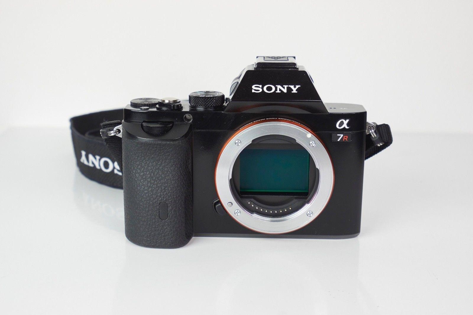 Sony a7R ILCE-7R Alpha 7R Body only 36MP