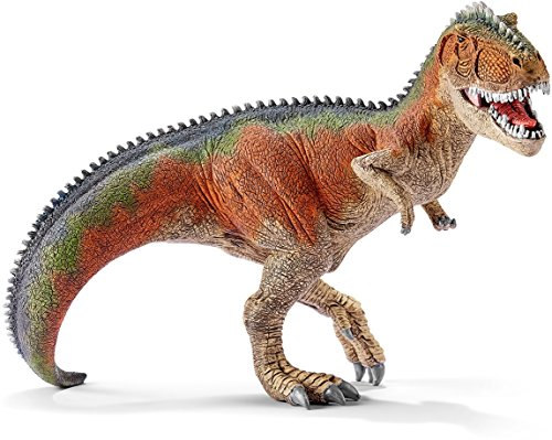 Schleich 14543 - Giganotosaurus, Spielzeugfigur, orange