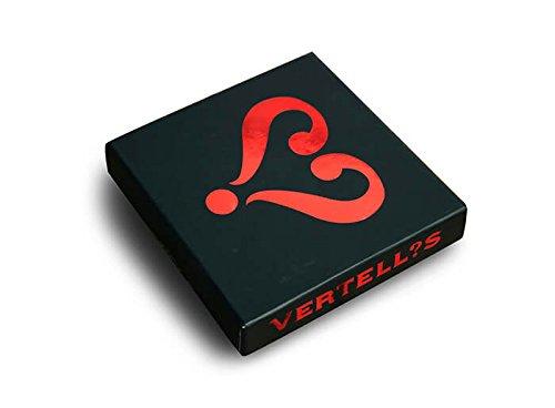 Vertellis Beziehungsedition - Kartenspiel mit persönlichen Fragen für Paare & Beziehungen, mit Fokus auf die wichtigen Dinge im Leben.