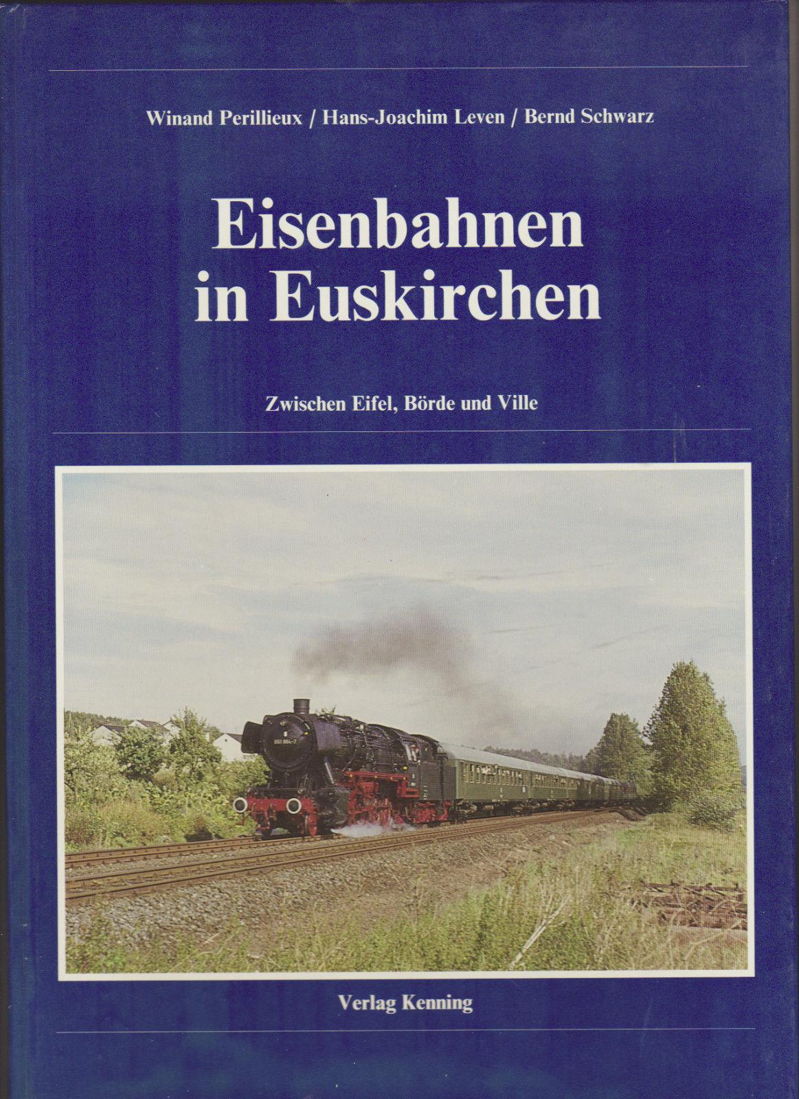 Eisenbahnen in Euskirchen