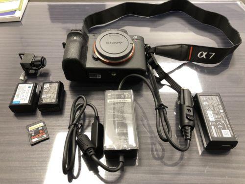 Sony Alpha 7r II - ILCE-7M2 - wie neu - unter 5000 Auslösungen