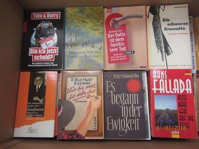 133 Bücher Taschenbücher verschiedene Verlage
