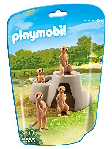 Playmobil 6655 - Erdmännchenhügel