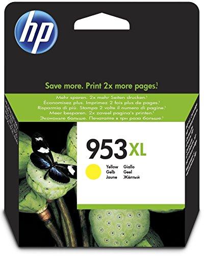 HP 953XL Gelb Original Druckerpatrone mit hoher Reichweite für HP Officejet Pro