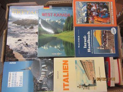 80 Bücher Reiseführer nationale und internationale Reiseführer