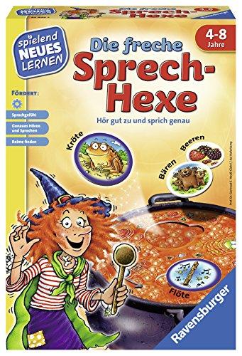 Ravensburger 24944 Die Freche Sprech-Hexe Lernspiel