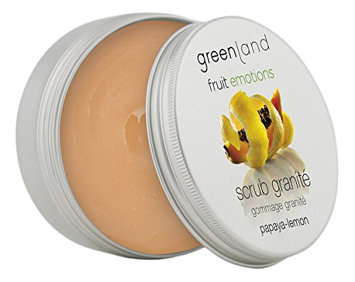 Greenland Scrub granité, papaya-lemon,   200 g