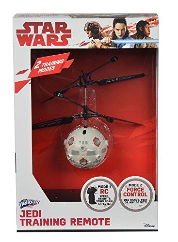 Dickie Toys 209453001 - Star Wars Heliball, mit patentierter Sensoren-Technologie für Gestensteuerung