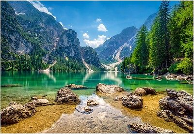 Puzzle Castorland 1000 Teile - Heaven's Lake (54202)