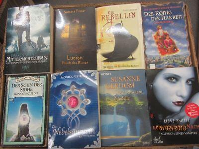 55 Bücher Romane Fantasy Fantasyromane Fantasysagen