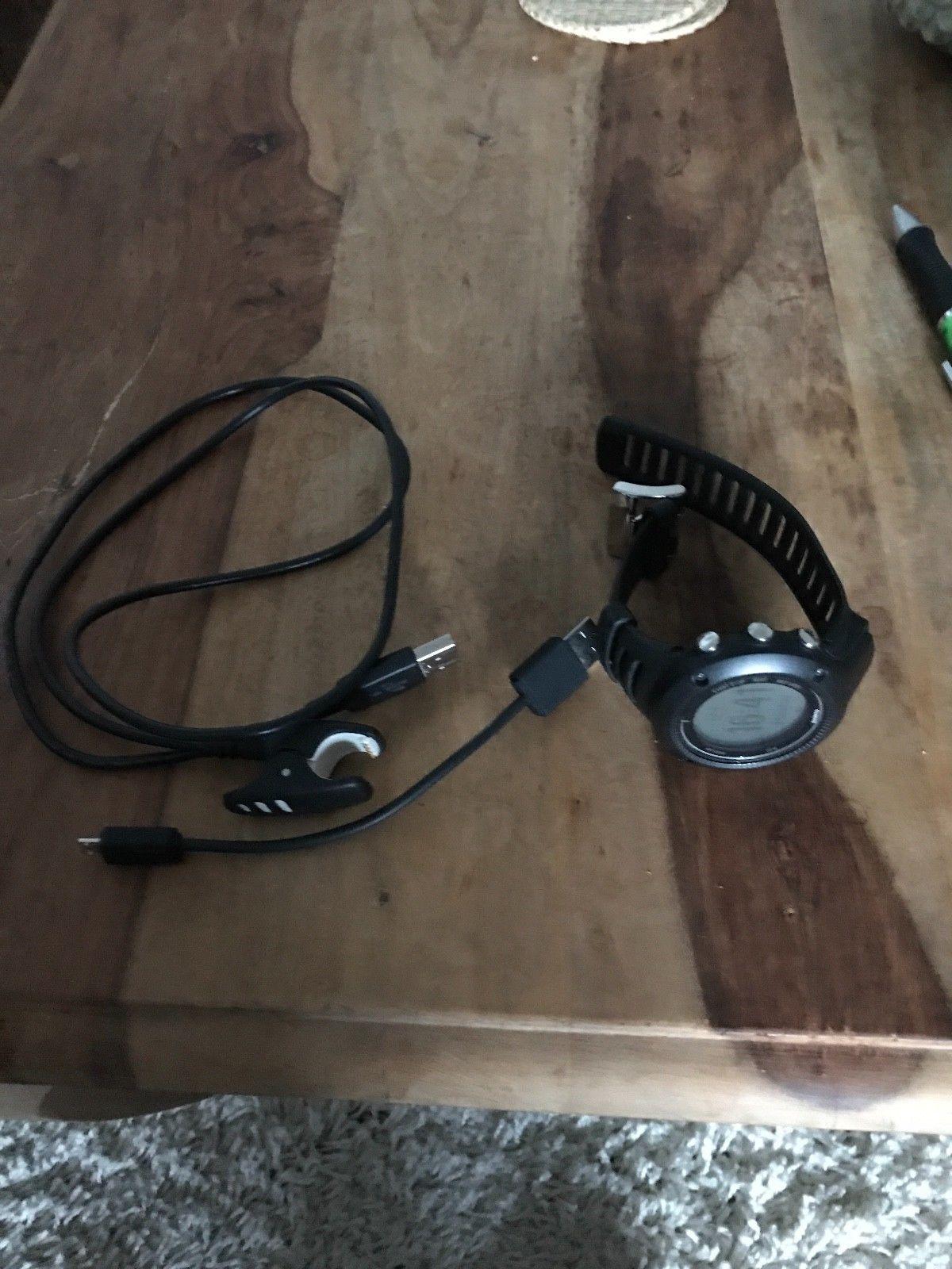 Suunto Ambit 2 black HR mit OVP und Brustgurt