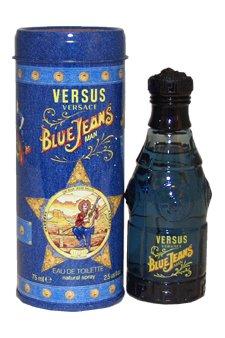 Versace–BLUE JEANS Eau de Toilette 75ml Zerstäuber