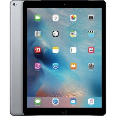 Apple iPad Pro 12.9 64GB Wi-Fi (2. Generation-2017) - Space Grey