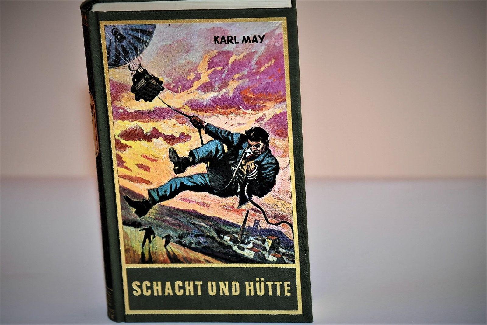 Karl May  - Karl May Verlag - Bamberg/Radebeul - Schacht und Hütte - Bd.36