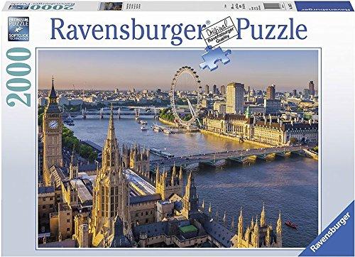 Ravensburger 16627 - Stimmungsvolles London Erwachsenenpuzzle