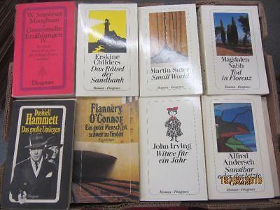 75 Bücher Taschenbücher Diogenes Verlag