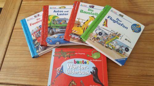 Kinderbücher 5x - Junior